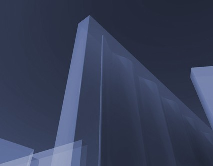"""Sylvain Sailly """"Fracture"""", 2013, digital animation still. Image courtesy of the artist"""