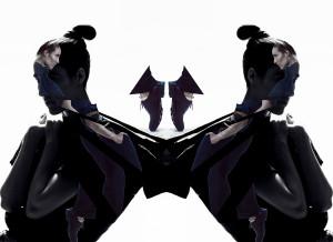 Natalie L. @ Charles Stuart by Lynol Lui & Alex Waber ANDROGYNY